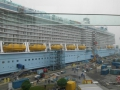 """Quantum of the Seas"" im Nebel"